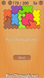 Ocus Puzzle Walkthrough Medium Level 170