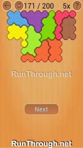 Ocus Puzzle Walkthrough Medium Level 171