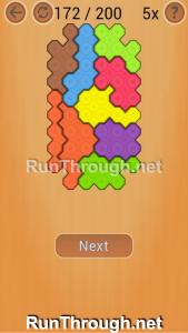 Ocus Puzzle Walkthrough Medium Level 172