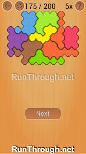 Ocus Puzzle Walkthrough Medium Level 175