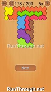 Ocus Puzzle Walkthrough Medium Level 178