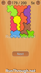 Ocus Puzzle Walkthrough Medium Level 179