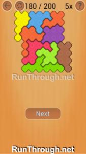 Ocus Puzzle Walkthrough Medium Level 180