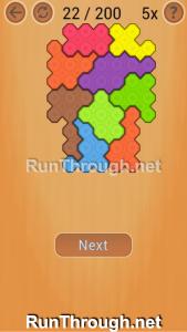 Ocus Puzzle Walkthrough Medium Level 22