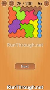 Ocus Puzzle Walkthrough Medium Level 26