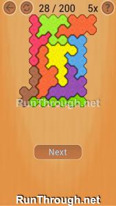 Ocus Puzzle Walkthrough Medium Level 28