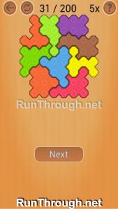 Ocus Puzzle Walkthrough Medium Level 31
