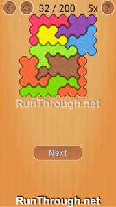 Ocus Puzzle Walkthrough Medium Level 32