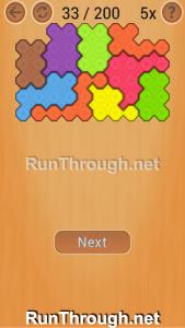 Ocus Puzzle Walkthrough Medium Level 33
