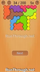 Ocus Puzzle Walkthrough Medium Level 34