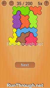 Ocus Puzzle Walkthrough Medium Level 35