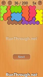 Ocus Puzzle Walkthrough Medium Level 36