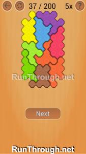 Ocus Puzzle Walkthrough Medium Level 37