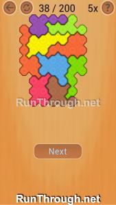 Ocus Puzzle Walkthrough Medium Level 38
