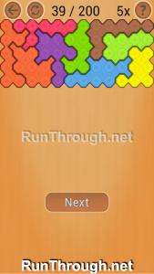 Ocus Puzzle Walkthrough Medium Level 39