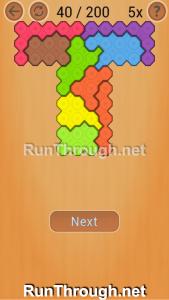 Ocus Puzzle Walkthrough Medium Level 40