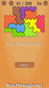 Ocus Puzzle Walkthrough Medium Level 41