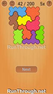 Ocus Puzzle Walkthrough Medium Level 42