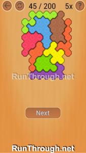Ocus Puzzle Walkthrough Medium Level 45
