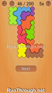 Ocus Puzzle Walkthrough Medium Level 46