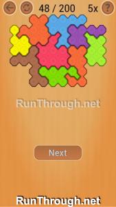 Ocus Puzzle Walkthrough Medium Level 48