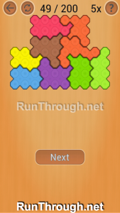 Ocus Puzzle Walkthrough Medium Level 49