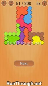 Ocus Puzzle Walkthrough Medium Level 51