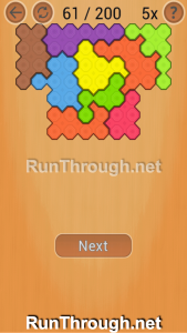 Ocus Puzzle Walkthrough Medium Level 61
