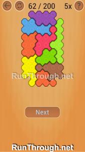 Ocus Puzzle Walkthrough Medium Level 62