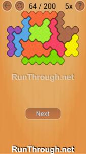 Ocus Puzzle Walkthrough Medium Level 64