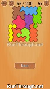 Ocus Puzzle Walkthrough Medium Level 65