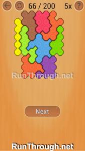 Ocus Puzzle Walkthrough Medium Level 66