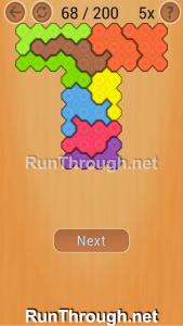 Ocus Puzzle Walkthrough Medium Level 68