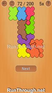 Ocus Puzzle Walkthrough Medium Level 72