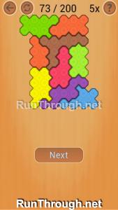 Ocus Puzzle Walkthrough Medium Level 73