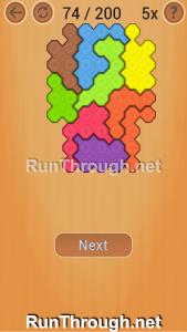 Ocus Puzzle Walkthrough Medium Level 74