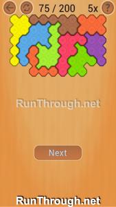 Ocus Puzzle Walkthrough Medium Level 75