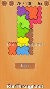Ocus Puzzle Walkthrough Medium Level 76