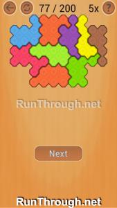 Ocus Puzzle Walkthrough Medium Level 77