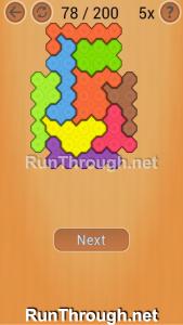 Ocus Puzzle Walkthrough Medium Level 78