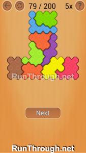 Ocus Puzzle Walkthrough Medium Level 79