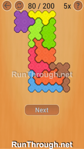 Ocus Puzzle Walkthrough Medium Level 80