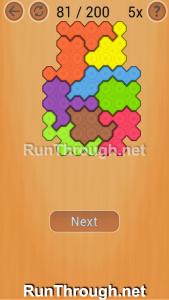 Ocus Puzzle Walkthrough Medium Level 81