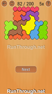 Ocus Puzzle Walkthrough Medium Level 82
