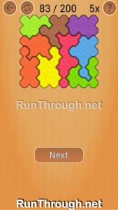 Ocus Puzzle Walkthrough Medium Level 83