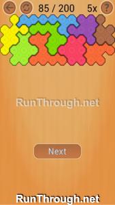 Ocus Puzzle Walkthrough Medium Level 85