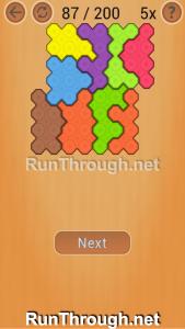 Ocus Puzzle Walkthrough Medium Level 87