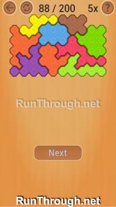 Ocus Puzzle Walkthrough Medium Level 88