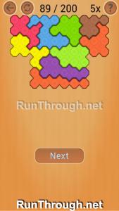 Ocus Puzzle Walkthrough Medium Level 89