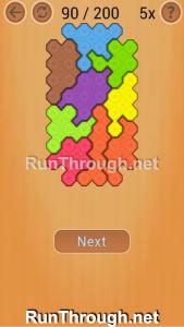 Ocus Puzzle Walkthrough Medium Level 90